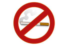 Give up smoking , for good